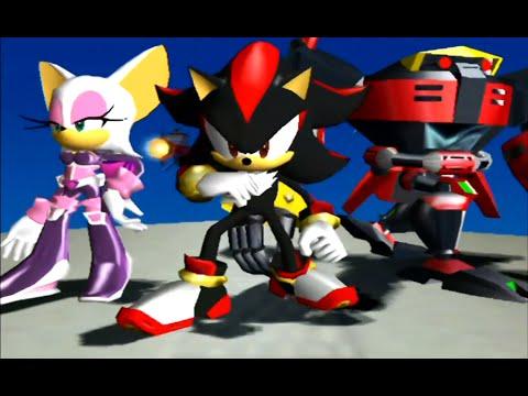 SGB Play: Sonic Heroes (Team Dark) - Finale