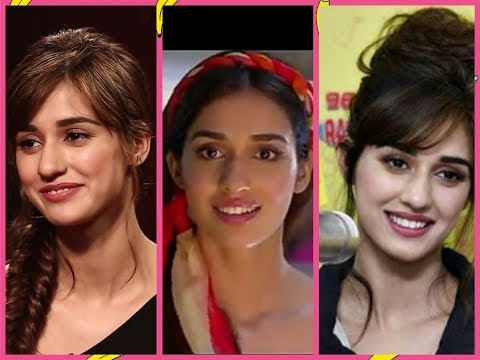 Get the look-Disha patani from baaghi 2||celebrity hairstyles||easy everyday hairstyles