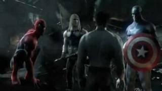 marvel ultimatr alliance trailer movie