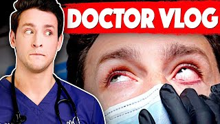 Finally Fixing My Eye | Doctor's Day In The Life