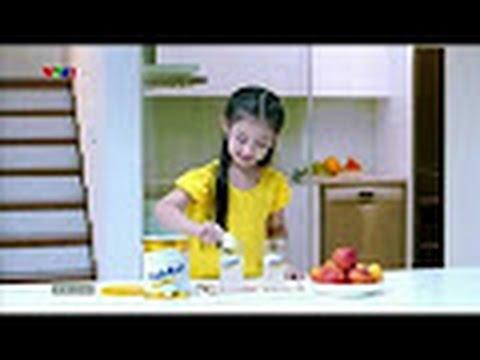 Bé BẢo NGỌC quảng cáo thạch rau câu, comfort