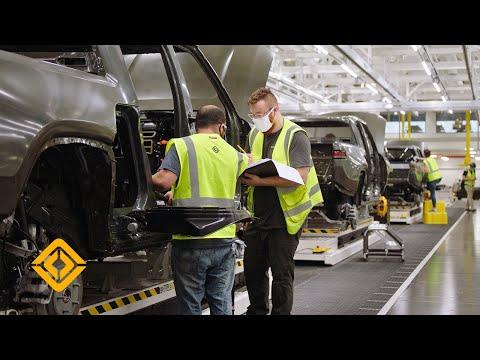 Building Toward Production | Our Team | Rivian