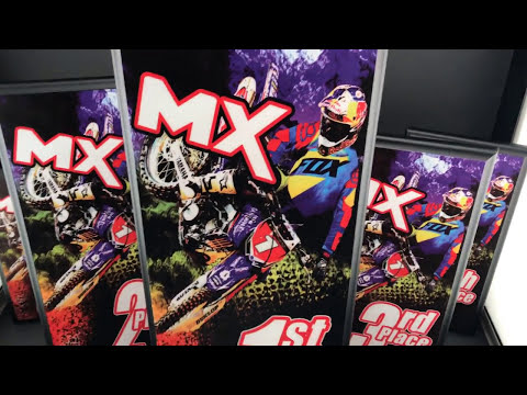 The Coolest Plaques on the Planet | Trophy Deals by Awards Depot | Motocross Plaques