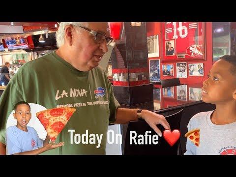 Rafie Loves PizzaBuffalo * Imperial * La Nova * Bocce Pizza