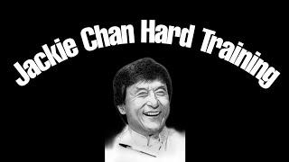 "Jackie Chan ""HARD TRAINING"" Piercing Light"