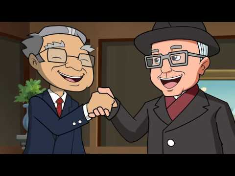 Berkshire Hathaway 2016 Animation