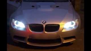 E92 angel eye upgrade  H8 Canbus 20W