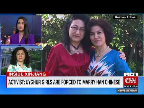 Uyghur-American Activist Seeks Answers About China's Muslim Camps