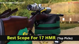 Best Rifle Scopes Reviews & Buying Guides