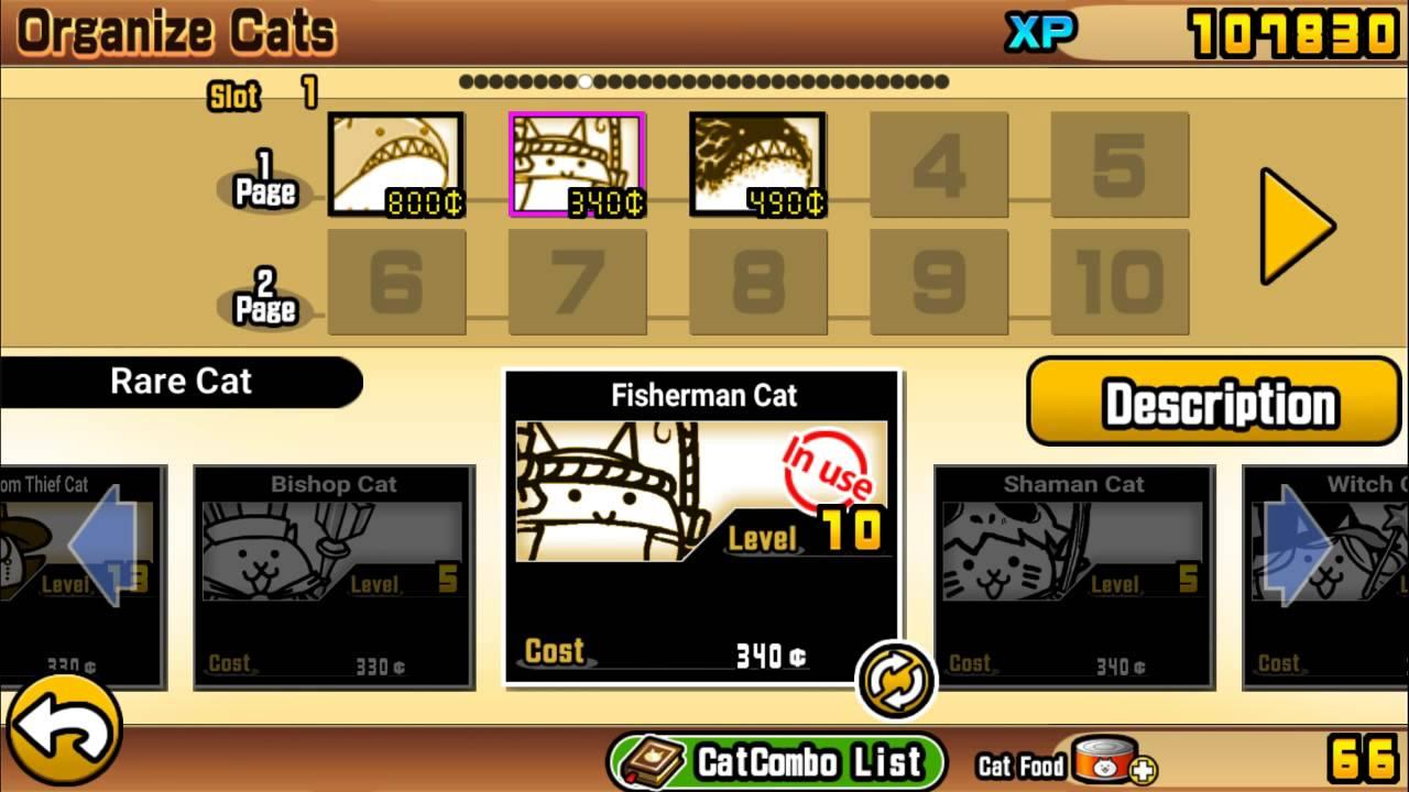 Battle Cats Cat Food