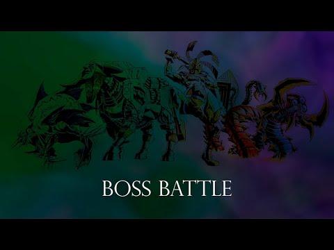 Boss Battle - Remix Cover (The Legend Of Zelda: Majora's Mask)