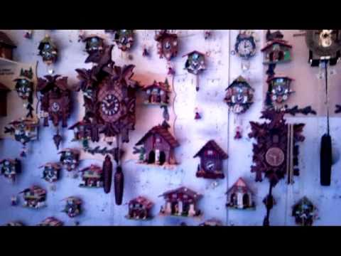 1001 Cuckoo Clocks Video