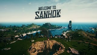 MINI BATTLE. NEW MAP. NEW EVENT PASS SANHOK | PUBG Live Stream Indonesia
