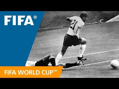 CLASSIC WORLD CUP: England - Uruguay, England 1966