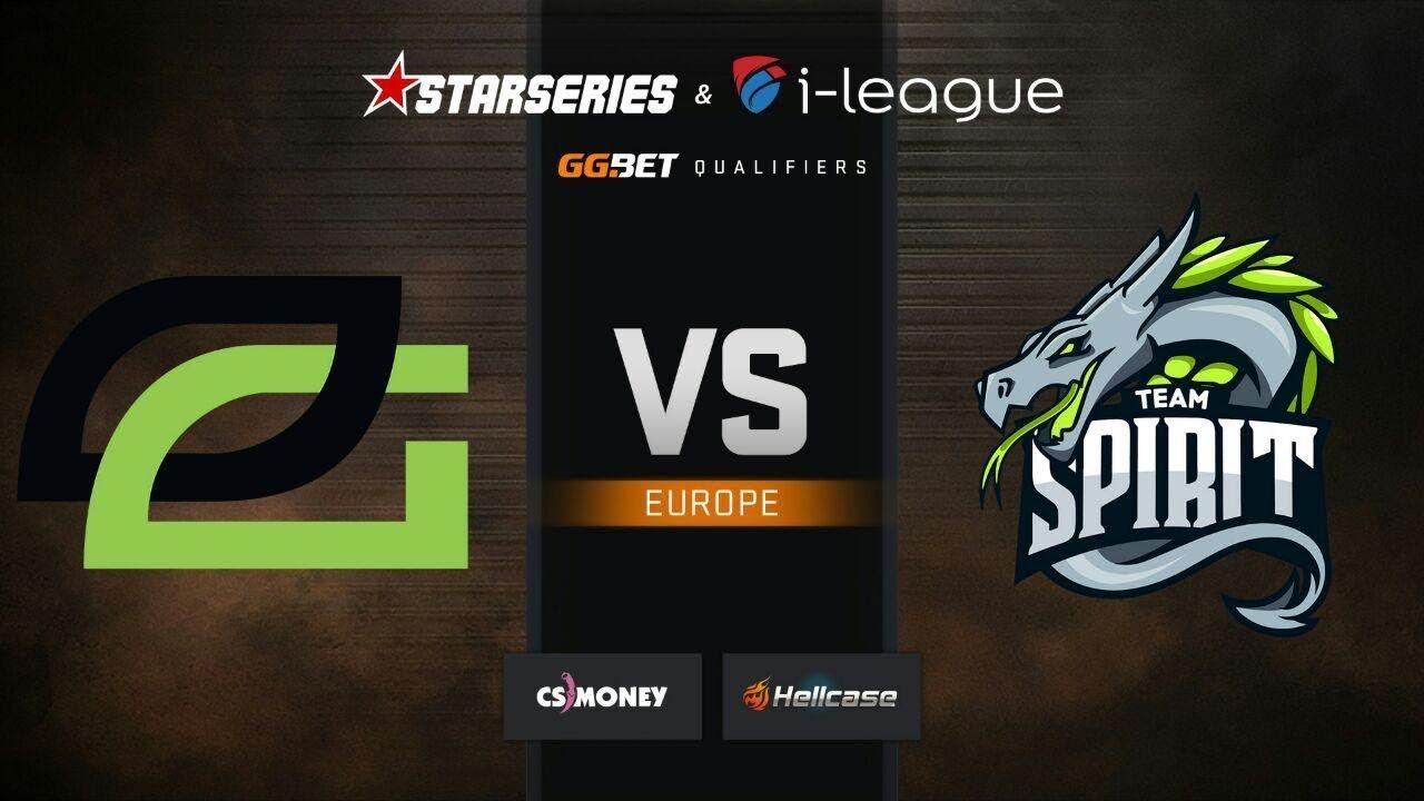 OpTic vs Spirit, map 2 Nuke, StarSeries & i-League S7 GG.Bet EU Qualifier