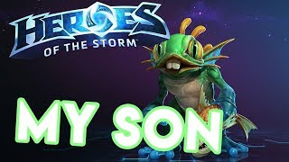 Heroes of the Storm (HotS) | MY BABY BOI | Murky Gameplay ft. Sinvicta and Northernlion