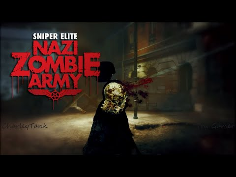 Sniper Elite Nazi Zombie Army | X-Ray Kill cam shots |