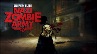 Sniper Elite Nazi Zombie Army X-Ray Kill cam shots