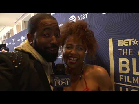 Lisa Nicole Carson 20 Years after LOVE JONES at the ABFF Honors