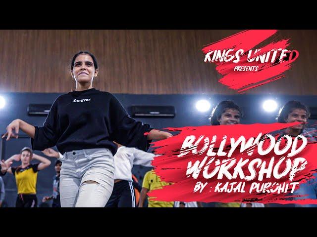 The Kings | Bollywood Dance Workshop | Kajal Rajpurohit