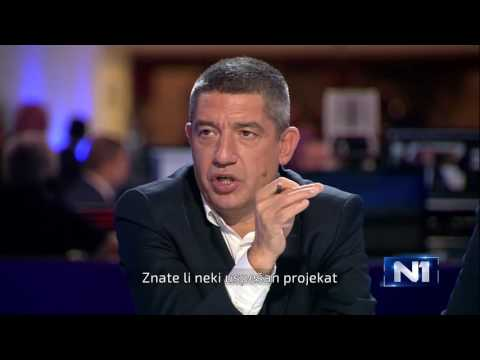 TV Debate Balkans in Europe Braindrain and Youth Unemployment in the Balkans, S02, EP09