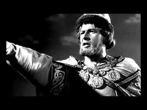 Клип хор - Чёрный ворон