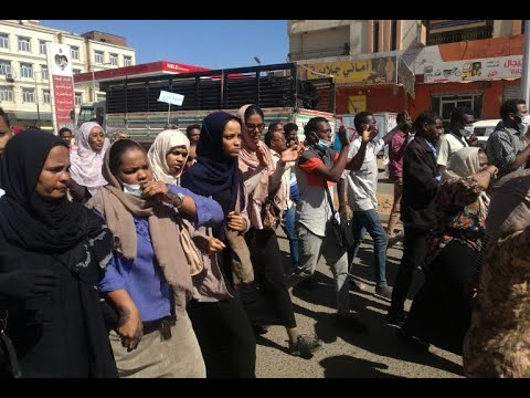 منظمو تظاهرات السودان : مقتل طفل  - نشر قبل 5 ساعة