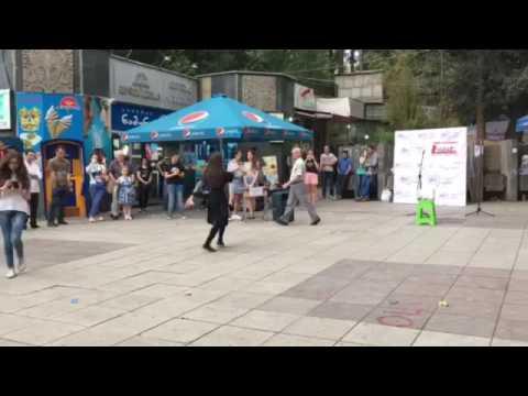 Танцы в Тбилиси