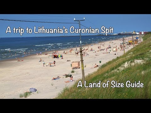 Travel Guide: A Trip to the Curonian Spit in Lithuania