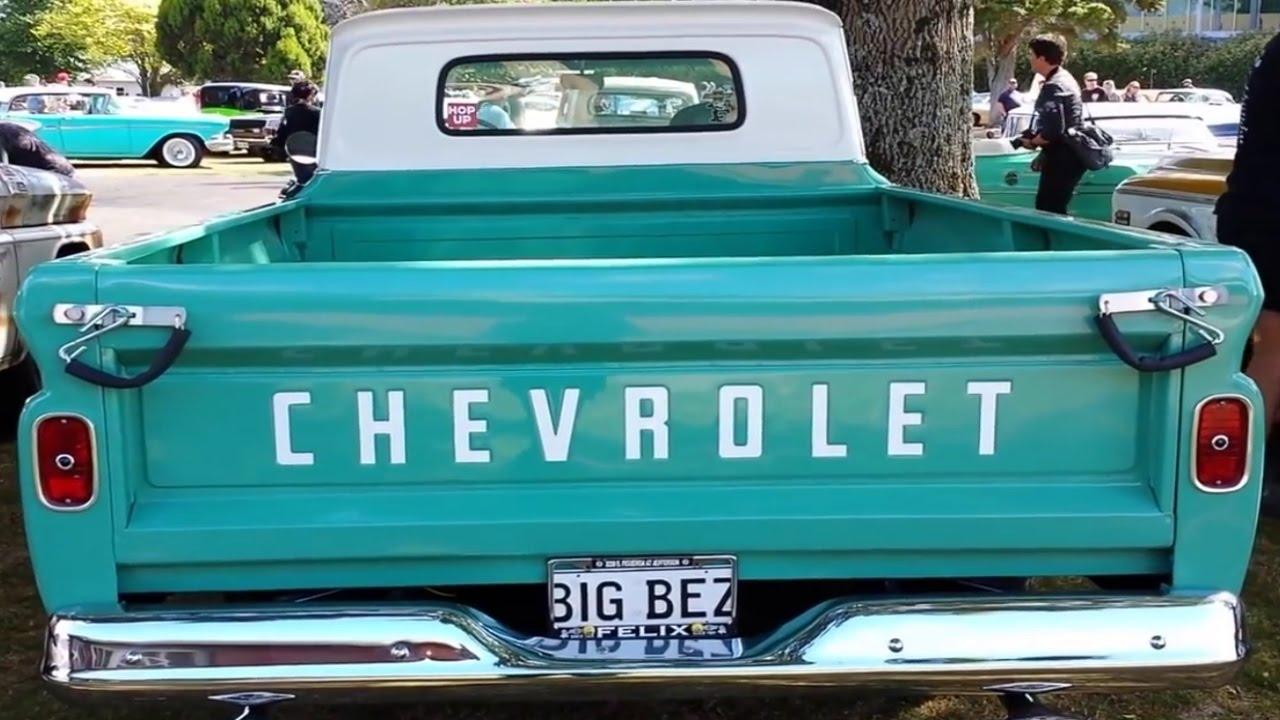 1965 CHEVROLET C10 - YouTube