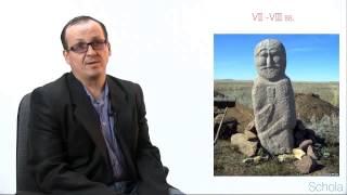 История Казахстана. Тюркский и Западно-тюркский каганаты