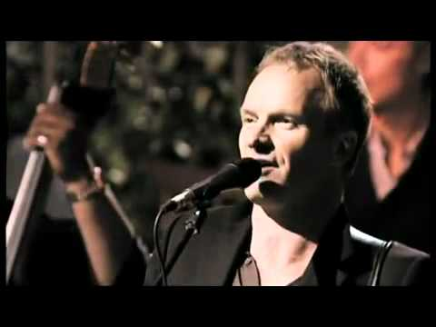 STING-DESERT ROSE (LIVE IN ITALY 2001)