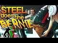 "CS:GO - steel does ""the Bernie"" @ LAN"