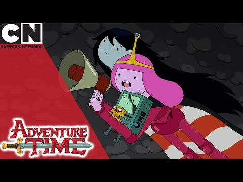 Adventure Time | Time Adventure + Our New Arrival Sing Along | 2 in 1 | Cartoon Network UK