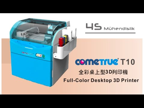 ComeTrue® T10 Desktop 3D Printer