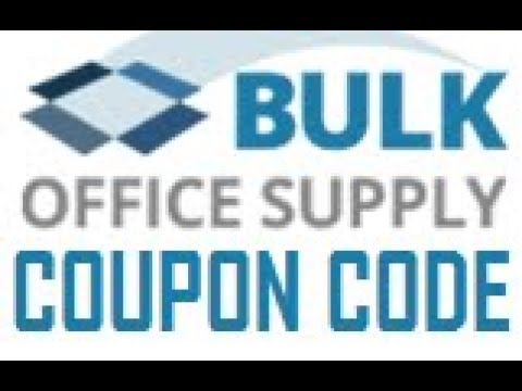 Verified ✅ Bulk Office Supply Coupon Code | Up To 80% Discount With SavingTrendy
