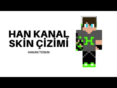 Han Kanal Skin Çizimi
