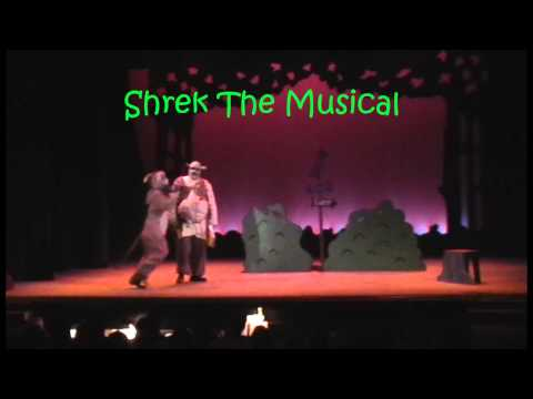 Shrek the Musical at the Rochester Opera House preview 2