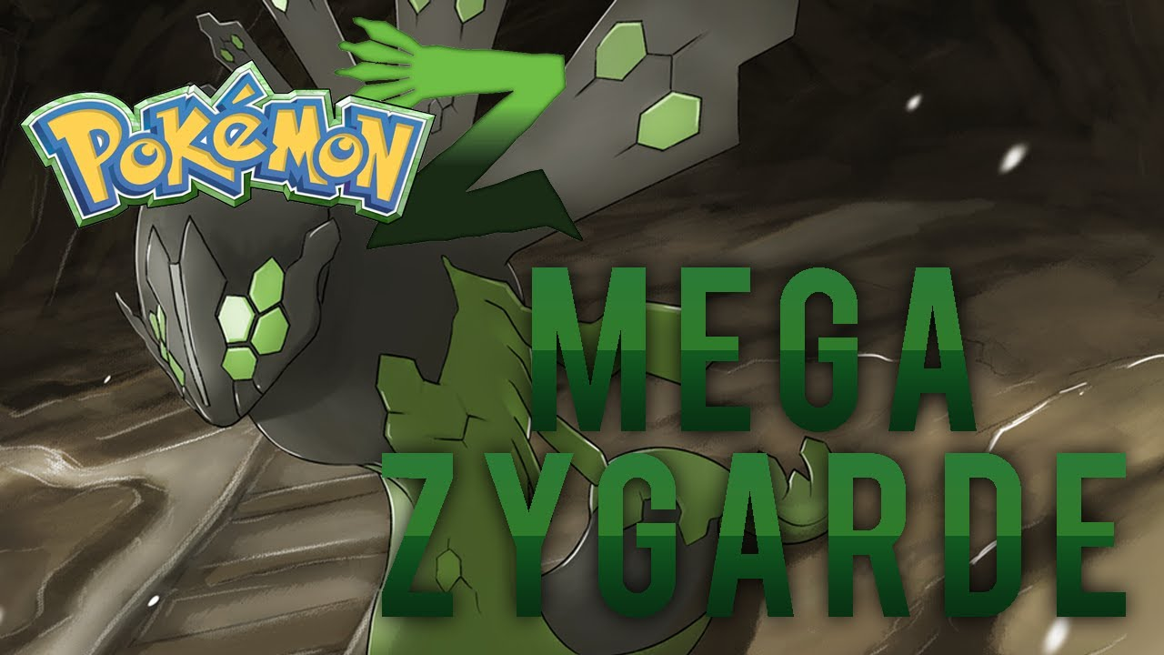 pokemon legends how to get zygarde
