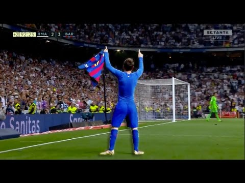 Lionel Messi vs Real Madrid 2017 (Away) 720p 50FPS HD • Real Madrid vs Barcelona 2017