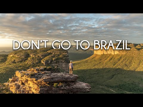 Don't go to Brazil - Travel film by Tolt #17 from YouTube · Duration:  3 minutes 34 seconds