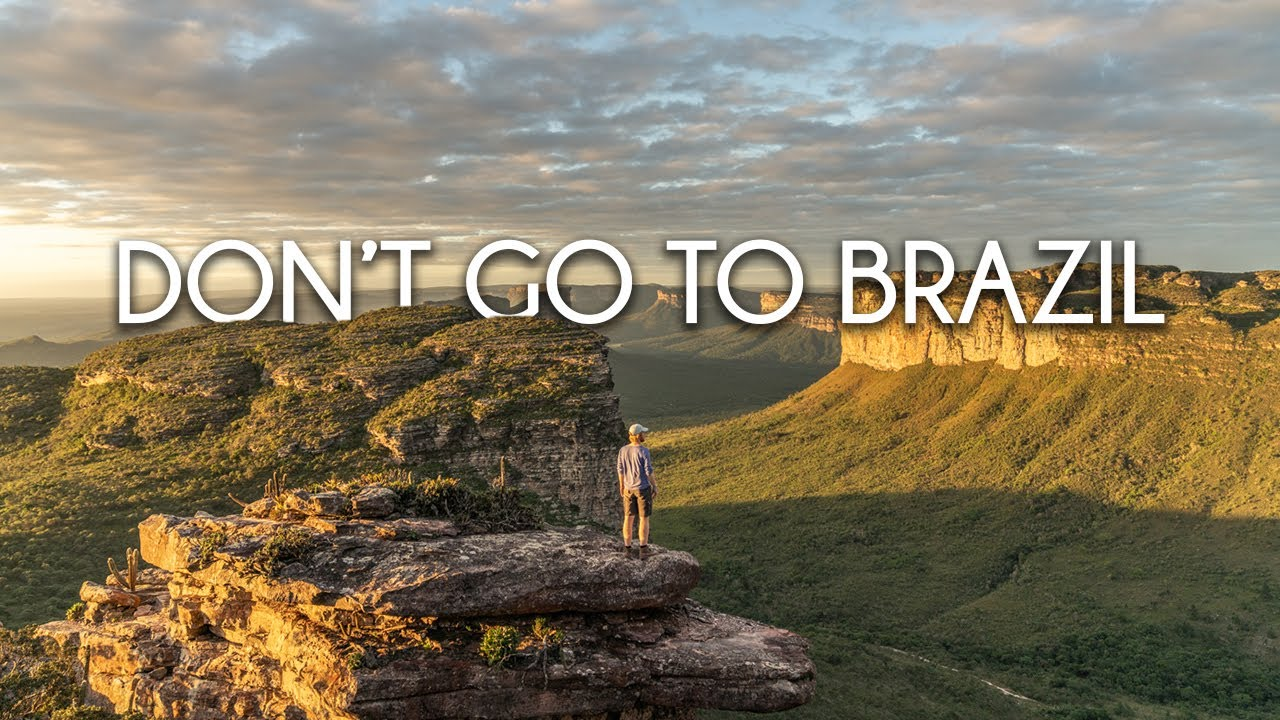 Don't go to Brazil - Travel film by Tolt #17