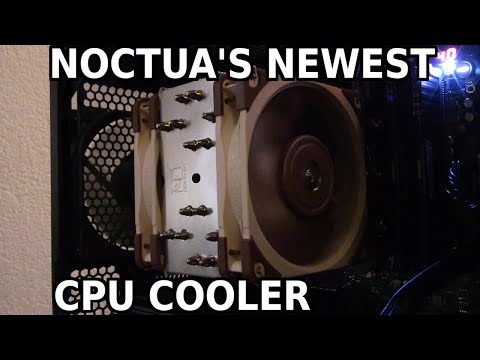 Noctua NH-U12A CPU Cooler Review - Tested And Compared To Other Top Coolers