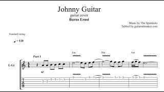 Johnny Guitar TAB - guitar instrumental tab - PDF - Guitar Pro