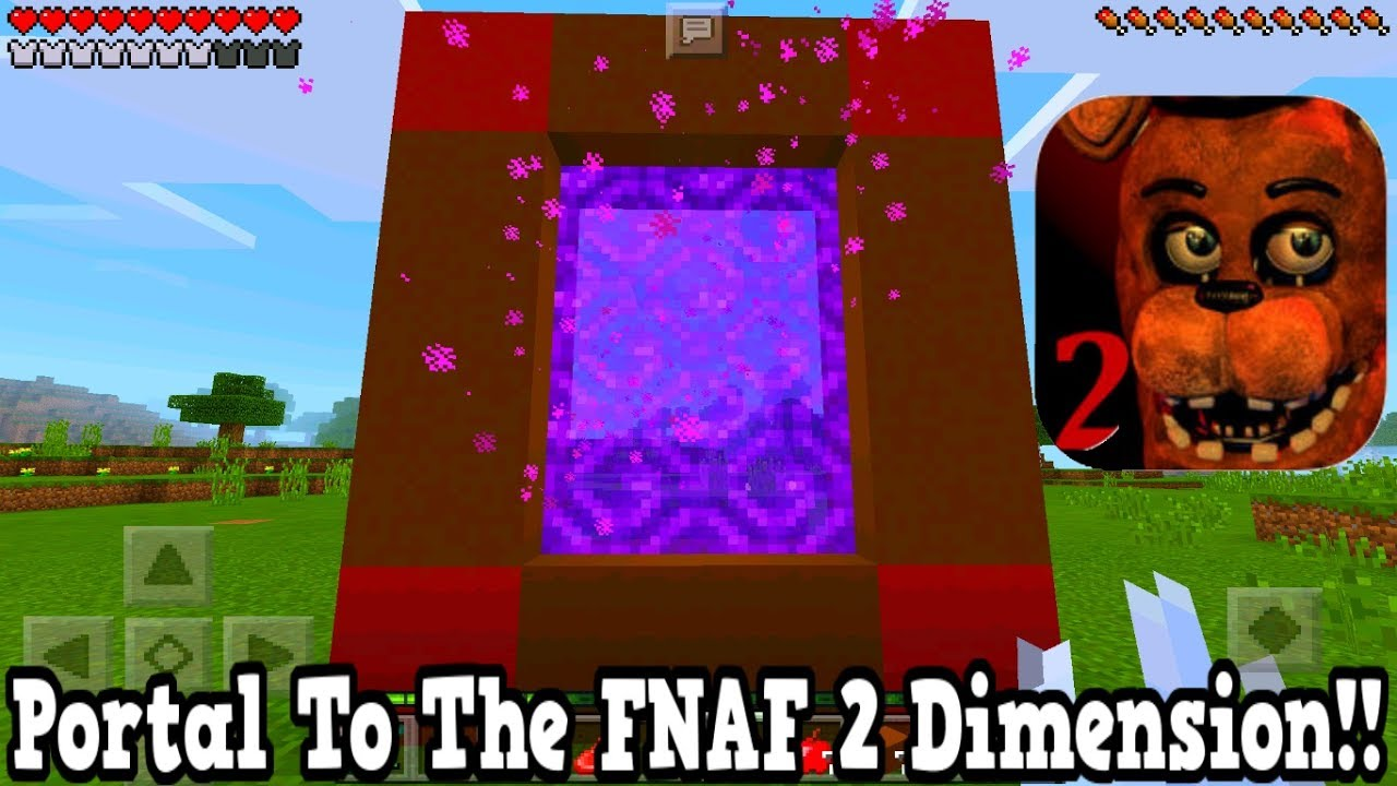 five nights at freddys 2 minecraft download