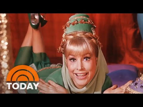 Barbara Eden Reflects On Her Career 'I Dream Of Jeannie' | TODAY