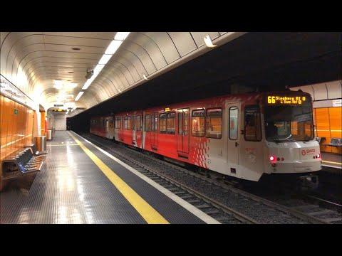 U-Bahn / Stadtbahn Bonn Im Stammtunnel