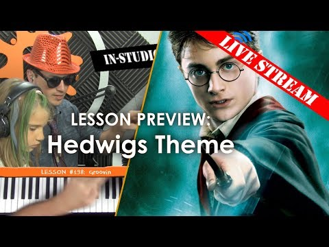 Hedwig's Theme - Kids' Lesson Preview
