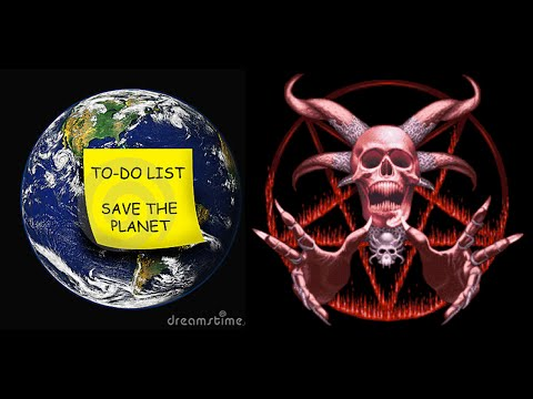The Demonic Roots of Environmentalism (Pagan Origins of Earth Day)