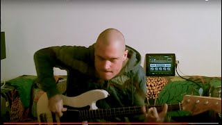 Rhcp Bass Medley